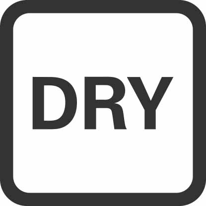 Quickly-drying material