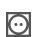 Este símbolo ofrece información sobre la posibilidad de secado doméstico. El círculo dentro del cuadrado especifica el secado en una secadora de tambor. Los puntos del interior del círculo en el cuadrado especifican el ajuste de temperatura durante el secado. 1 punto: baja temperatura, 60ºC, 2 puntos: temperatura normal, temperatura máxima de escape: 80ºC.