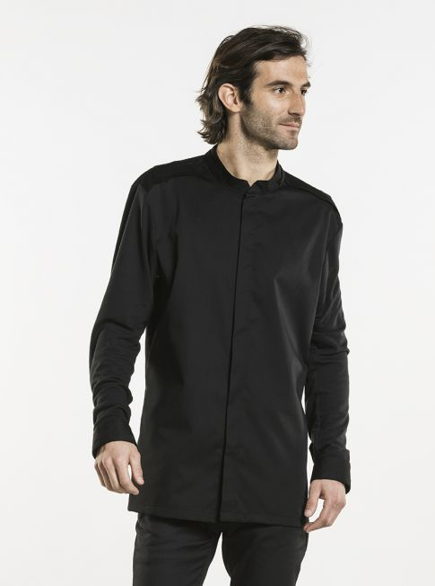 Chef Jacket Riva UFX Black