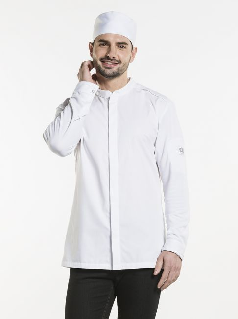 Chef Jacket Riva UFX White