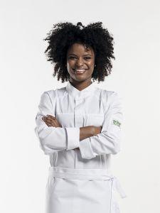 Chef Jacket Salerno RPB White