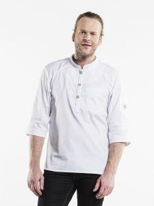 Chef Jacket Bujutsu White