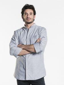 Chef Jacket Nordic Grey