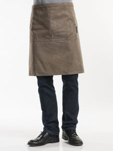 Apron Pouch Mud Denim W80 - L60