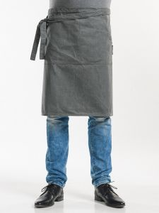 Apron Pouch Grey Denim W80 - L60