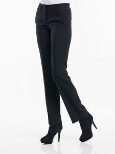 Serving Pants Women Black