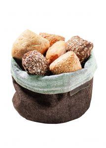 Accessories Bread Basket Mud Denim