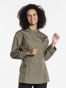 Chef Jacket Lady Poco Dark Olive