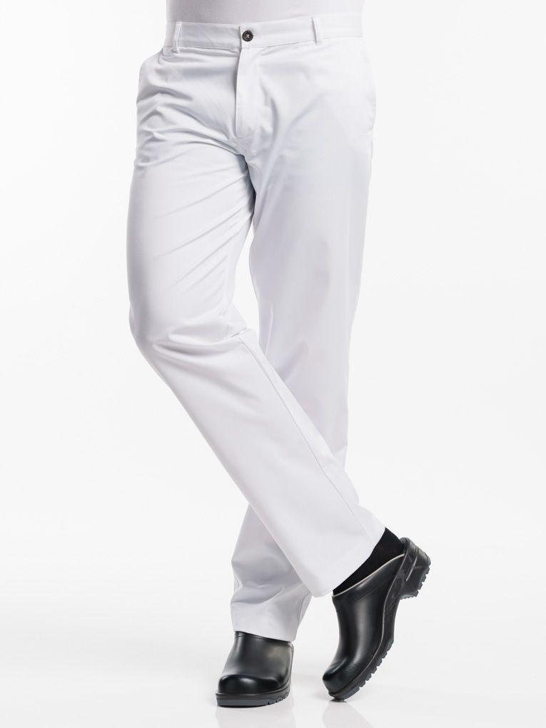 Chef Pants Bianco