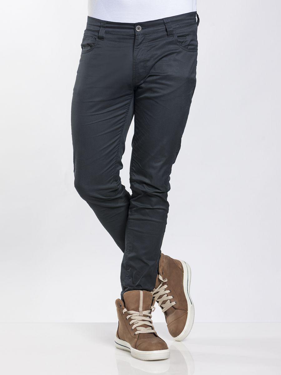 Chef Pants Skinny REG Black Stretch