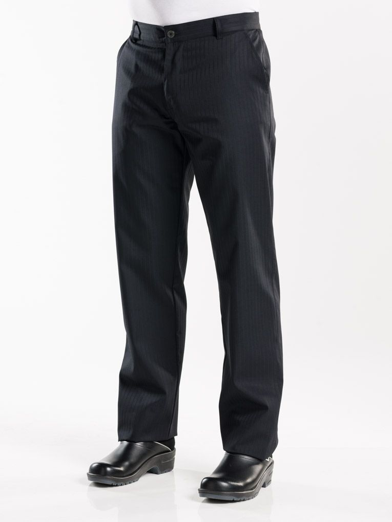 Chef Pants Santino Black