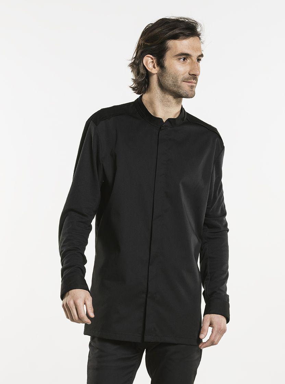Chef Jacket Riva UFX Black