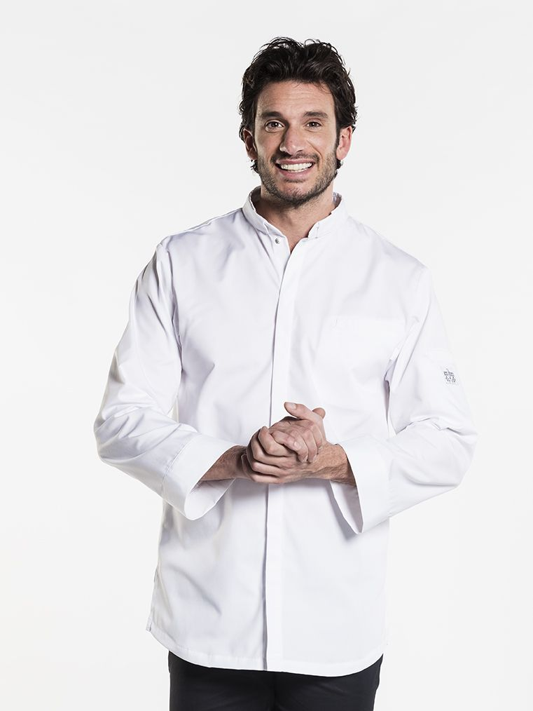 Chef Jacket Nordic White