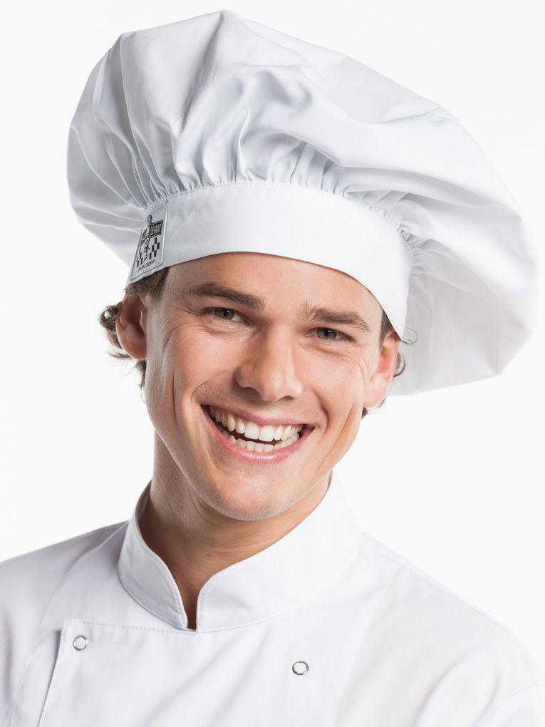 Headwear Chef Hat Bianco one size