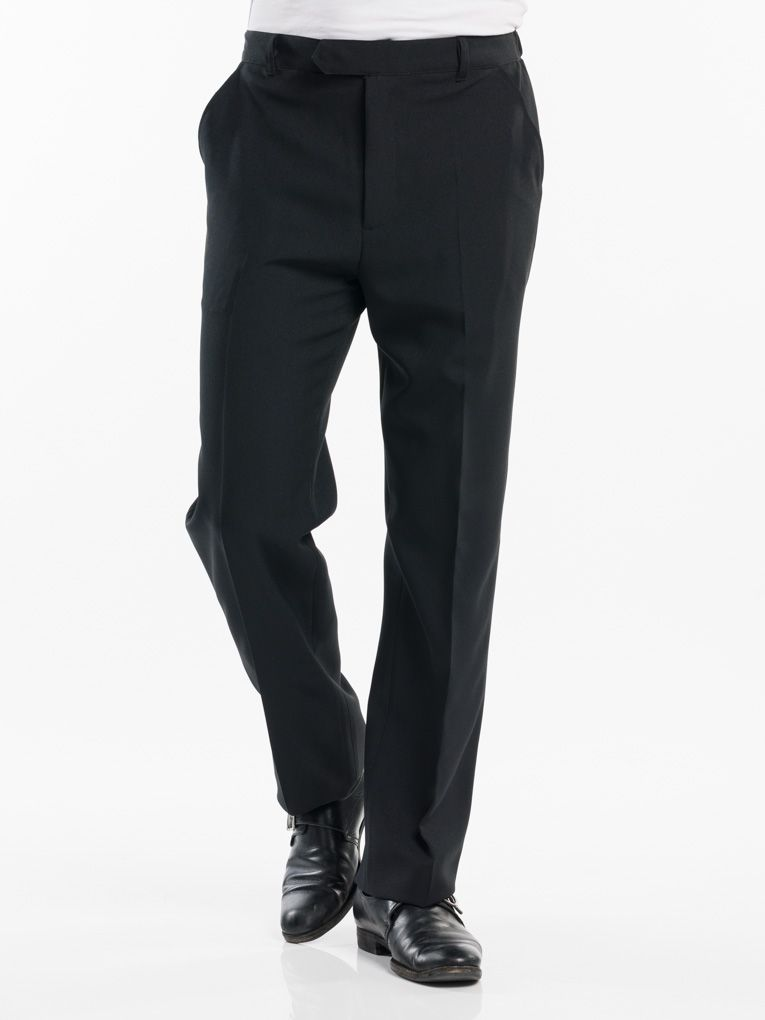 Serving Pants Men Black