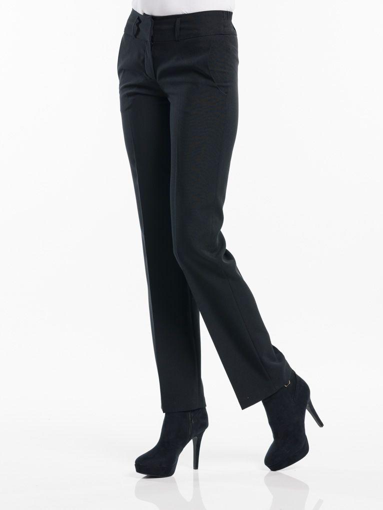 Serving Pants Women Black