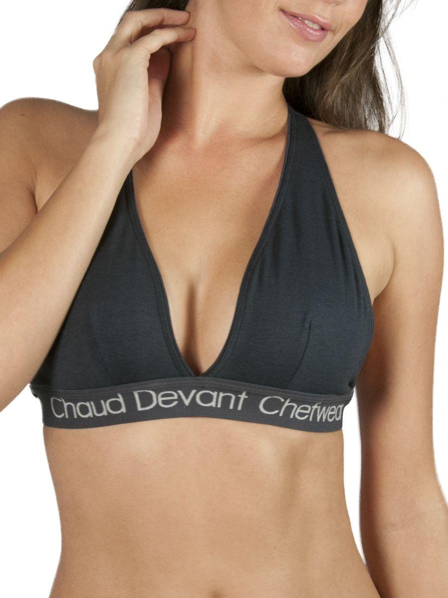 Underwear Lady Top Grey