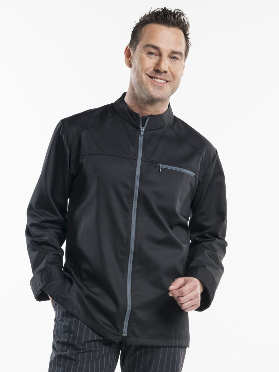 Chef Jacket Modena Black