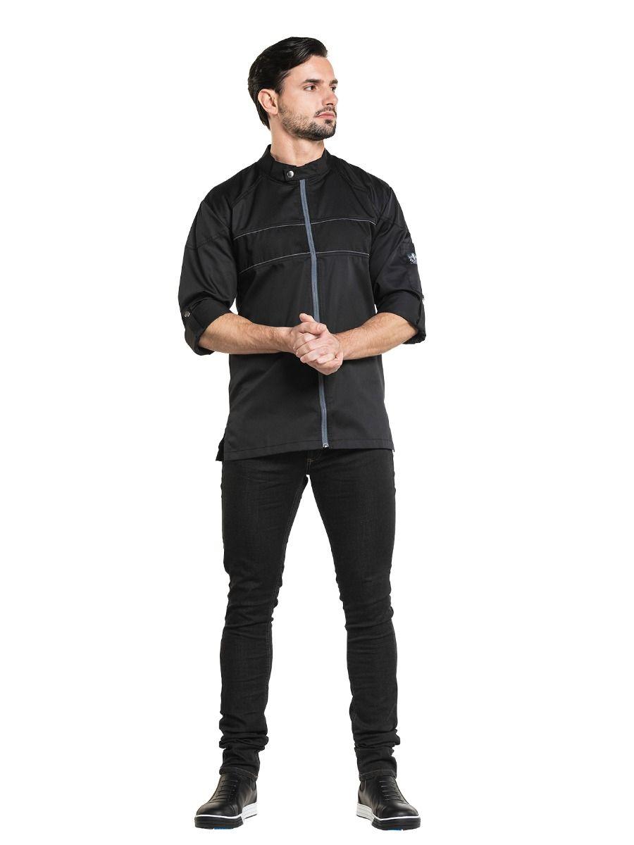 Chef Jacket Guzzi Black