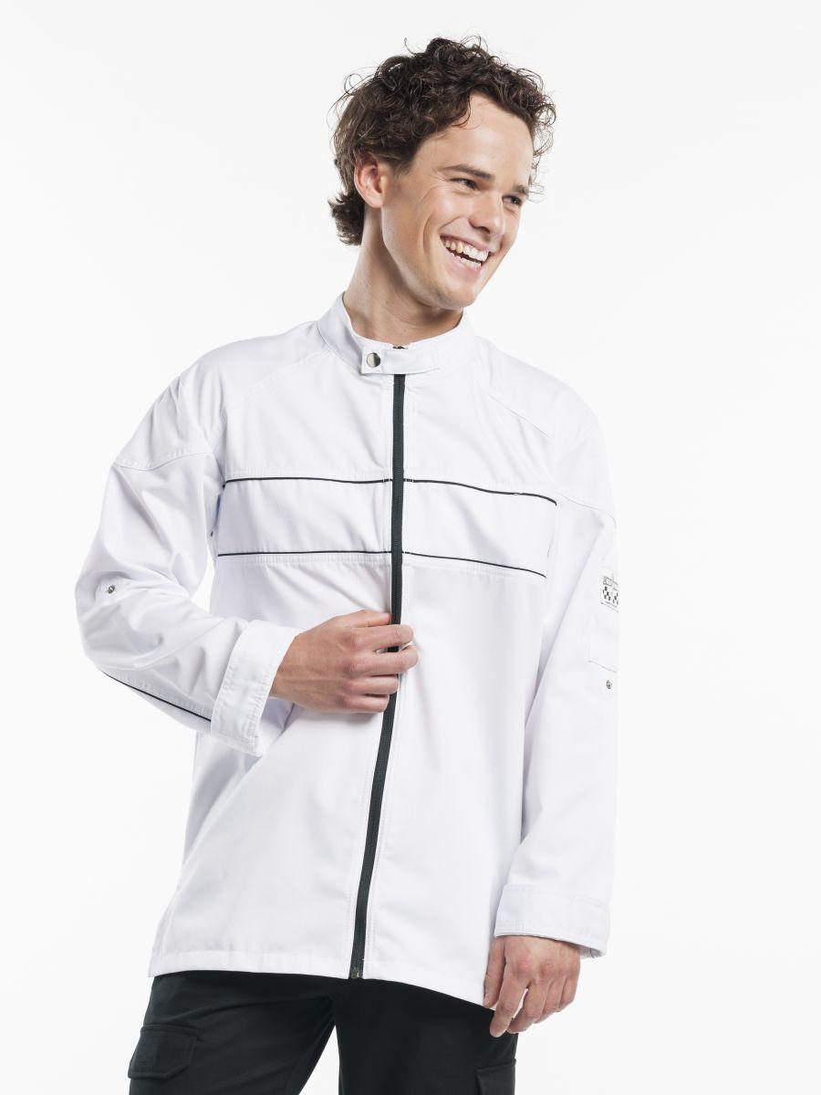 Chef Jacket Guzzi White