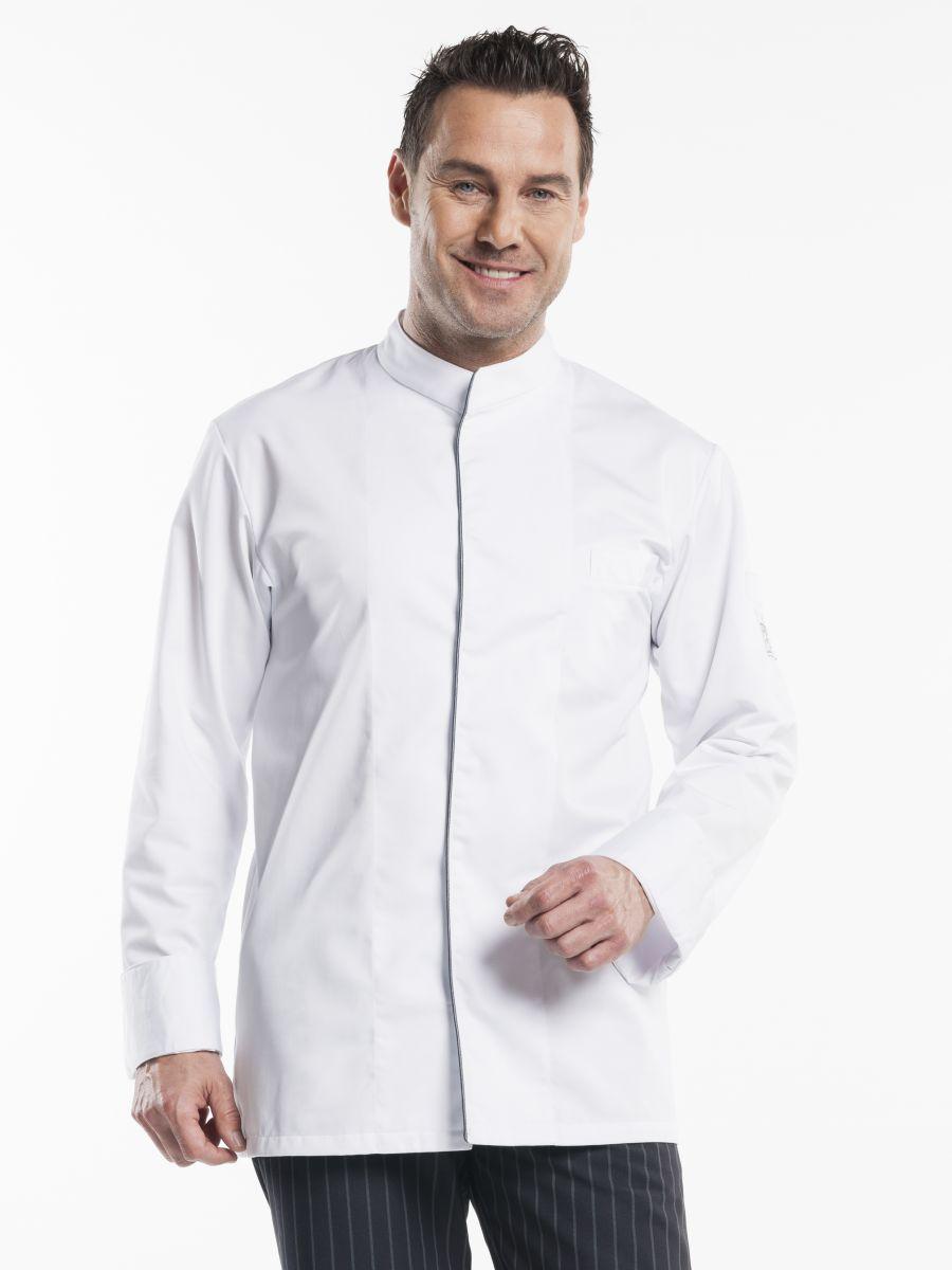 Chef Jacket Executive Royal White