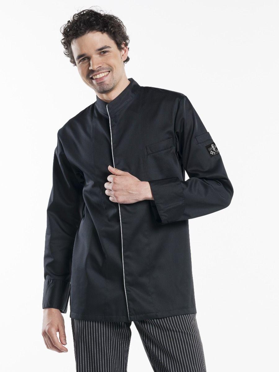 Chef Jacket Executive Royal Black