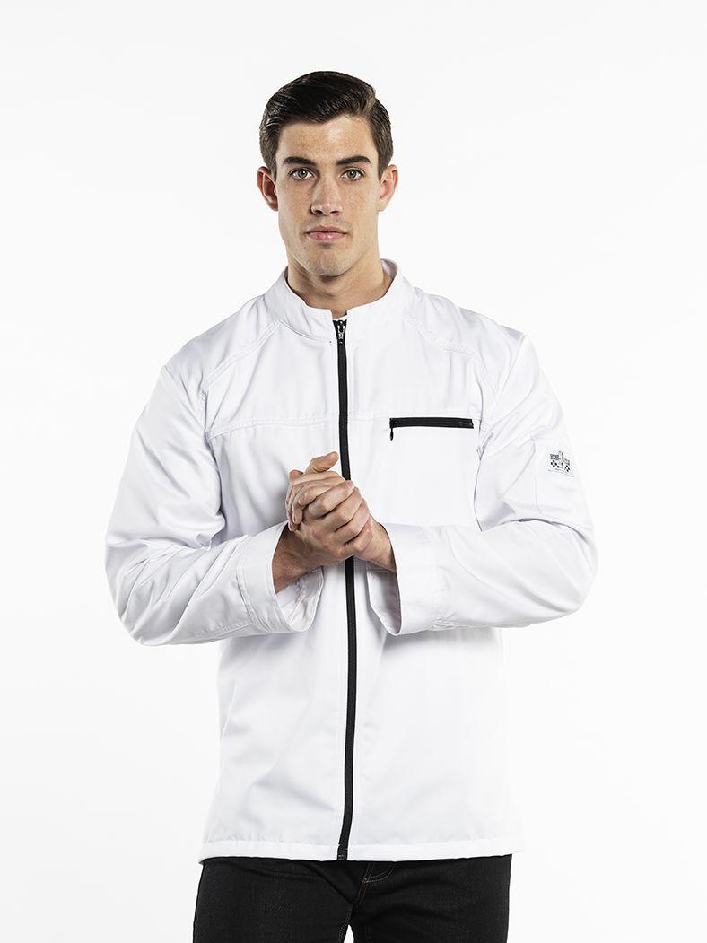 Chef Jacket Modena White