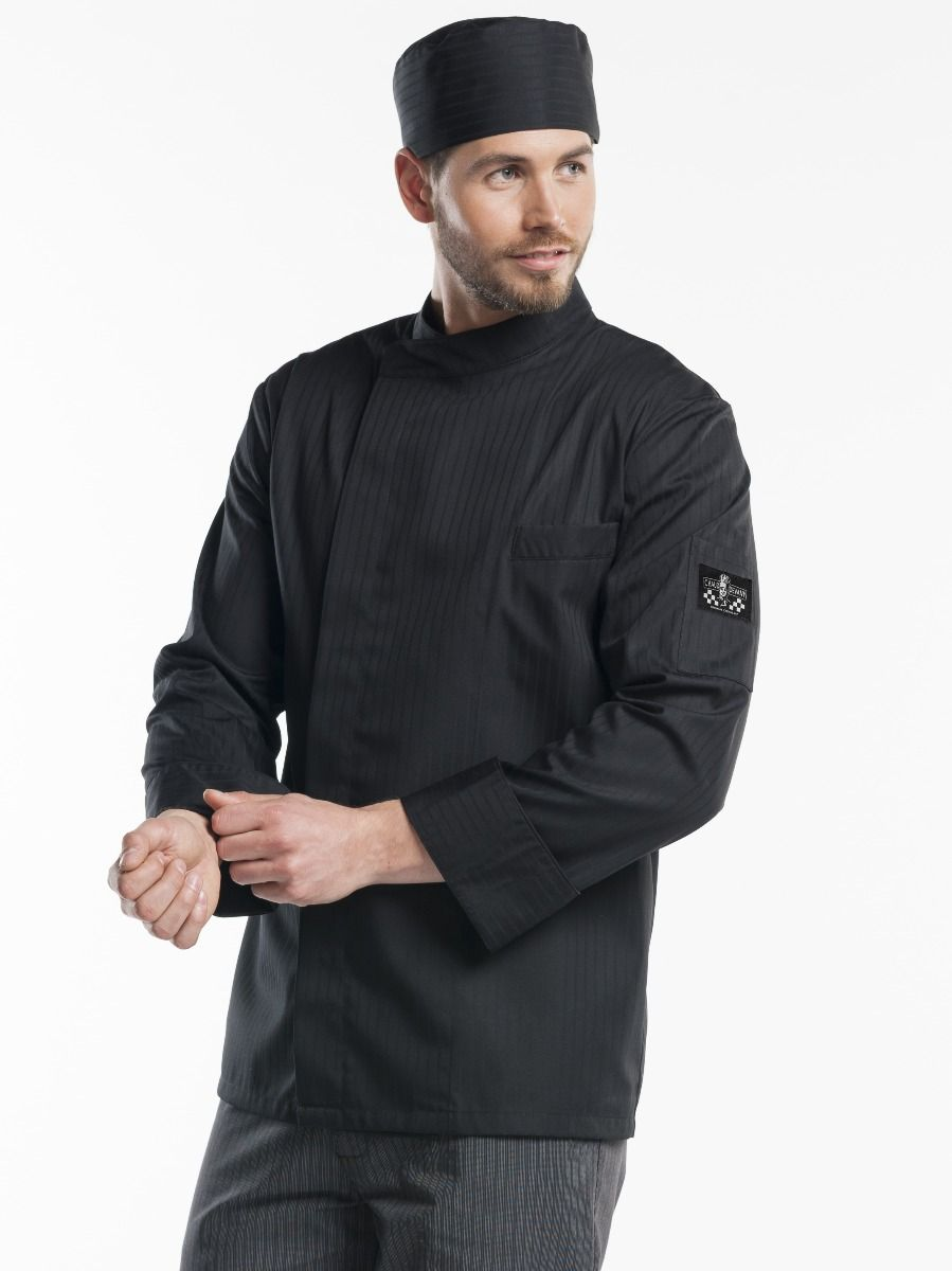 Chef Jacket Nova Black