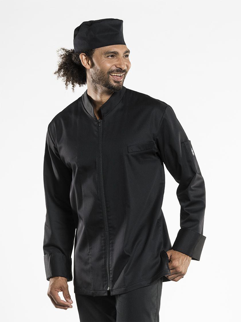 Chef Jacket Monza Black