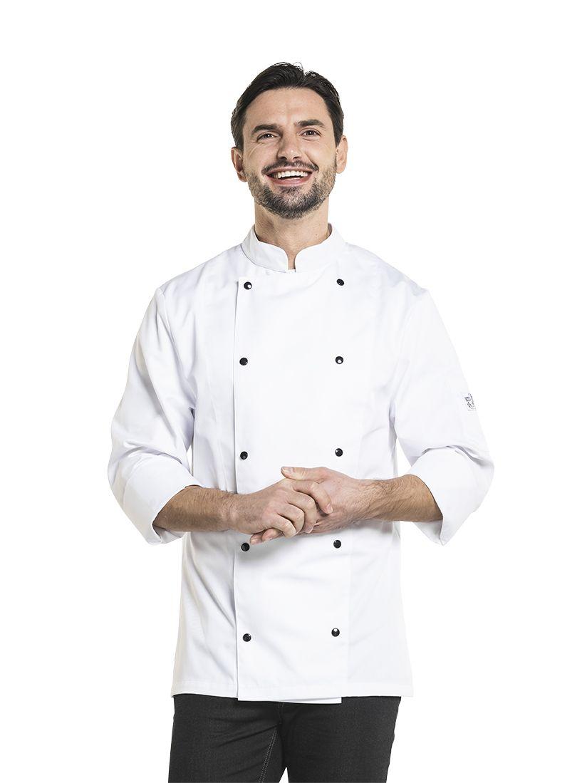 Chef Jacket Firenze White