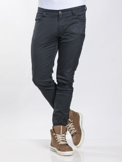 Chef Pants Skinny REG Black Stretch