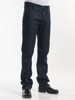 Chef Pants Jeans Blue Denim Stretch