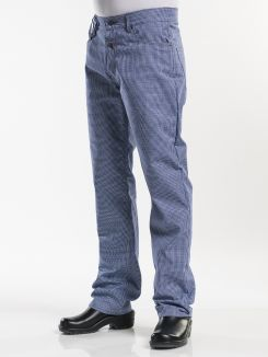 Chef Pants Jeans Basic Blue
