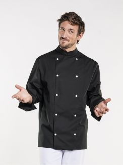 Chef Jacket Firenze Black
