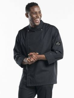 Chef Jacket Santino Black
