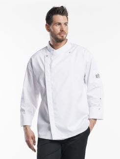 Chef Jacket Santino White