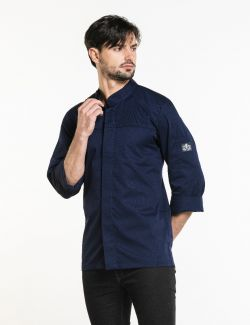 Chef Jacket Salerno Blue