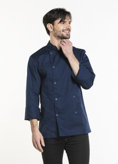 Chef Jacket Hilton Poco Navy