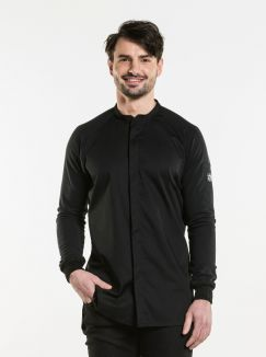 Chef Jacket Fratello UFX Black