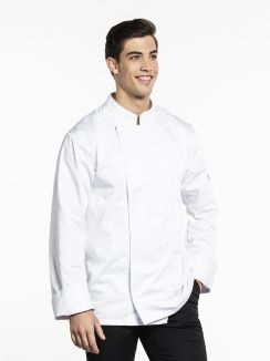 Chef Jacket Roma White