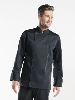Chef Jacket Roma Black