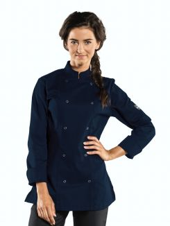 Chef Jacket Lady Poco Navy