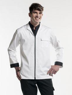 Chef Jacket Zeno Off-white