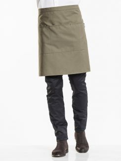 Apron 3-pockets Dark Olive W100 - L50