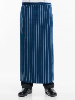 Apron Blue Stripe W100 - L100