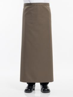 Apron Taupe W100 - L100