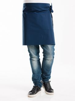 Apron 3-Pockets Navy W100 - L50