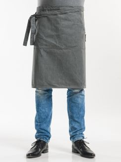 Apron Pouch Grey Denim W80 - L60