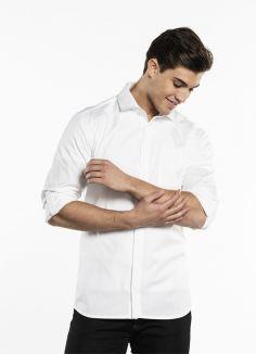 Shirt Men UFX White