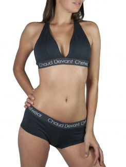 Underwear Lady Short Grey